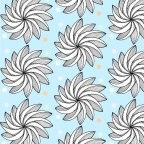 Swirl Dot Pattern by MH