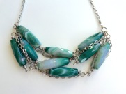 Agate Necklace by Marjorie Henderson