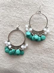 Earrings by Marjorie Henderson