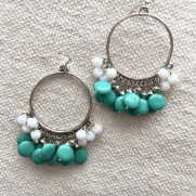 Earrings by Marjorie Henderson