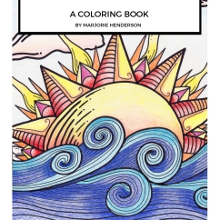 Coloring Book by Marjorie Blume (Henderson)