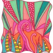"""Octopus Rising"""